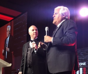 The Auction Guy with Jay Leno helped raise $258,500 at the 2018 Trillium Health Laugh Out Loud Gala Auction.